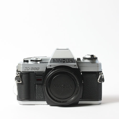 Minolta X-300 Body Only