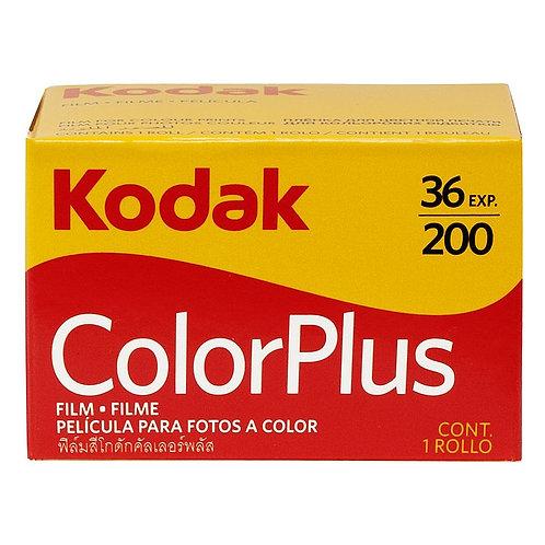 Kodak Colorplus 200 (36 exp)