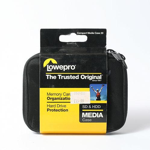 Lowepro Compact Media Case 20