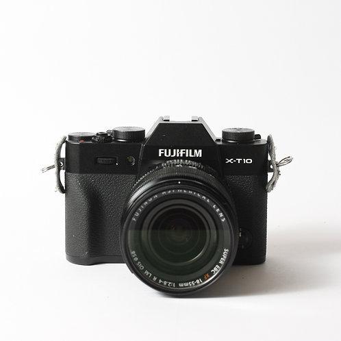 Fujifilm X-T10 & XF 18-55mm OIS