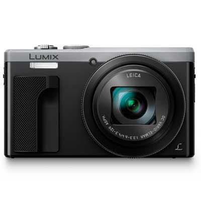 Panasonic Lumix TZ-80 camera - Silver