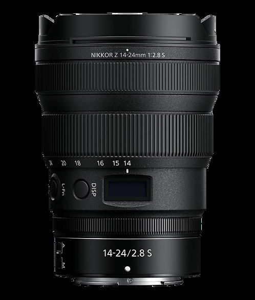 Nikon Z 14-24mm F2.8 S Lens
