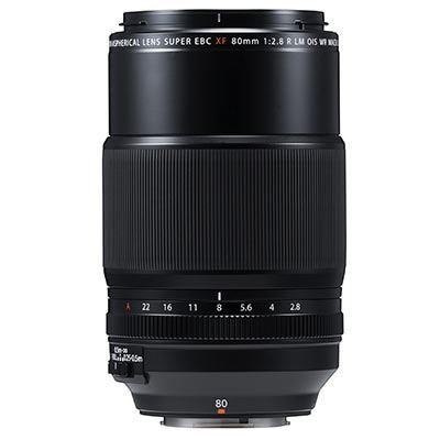 Fujifilm XF 80mm F2.8 R LM WR OIS Macro