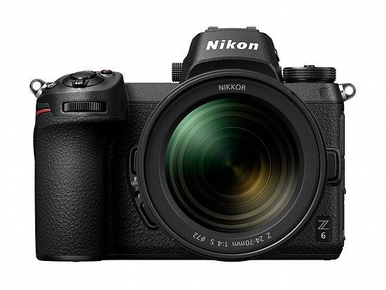 Nikon Z6 & 24-70mm F4