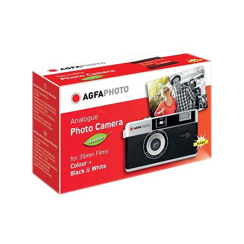 Agfa 35mm Reusable Film Camera