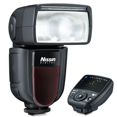 Nissin Di700 Air Flashgun and Commander Bundle -Nikon