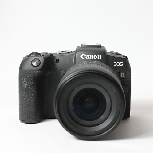 Canon EOS RP & 24-105mm F4-7.1 IS STM
