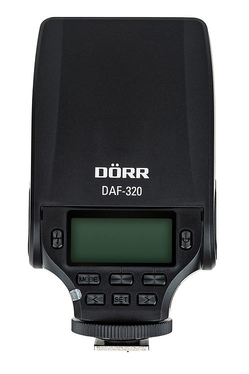 DÖRR DAF-320 TTL Flash - Fujifilm
