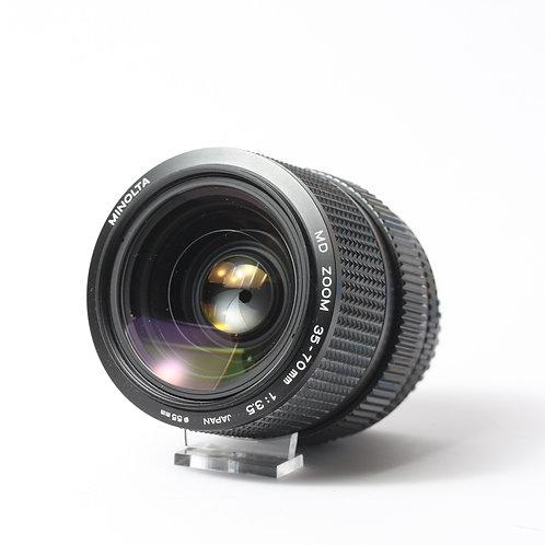 Minolta MD 35-70mm F3.5 Macro