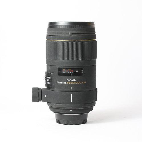 Sigma DG 150mm F2.8 EX APO Macro