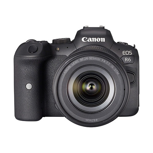Canon EOS R6 & 24-105mm F4-7.1 IS STM Lens