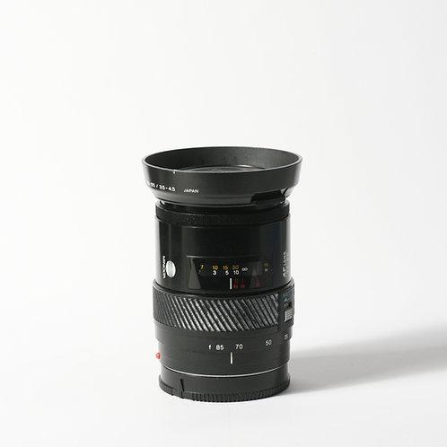 Minolta AF 28-85mm F3.5-4.5 Macro