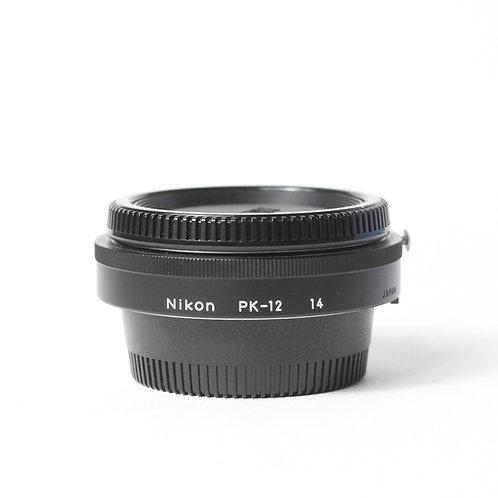 Nikon PK-12 14mm Extension Tube