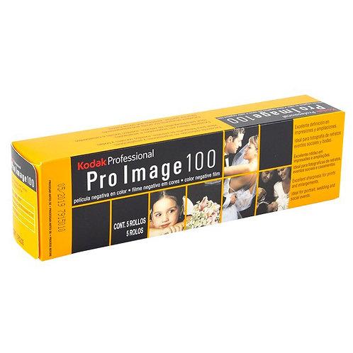 Kodak Pro Image 100 Film 35mm Pack of 5