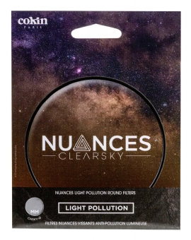Cokin 77mm NUANCES CLEARSKY ROUND GLASS FILTER