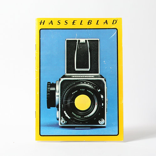 Hasselblad Camera Brochure