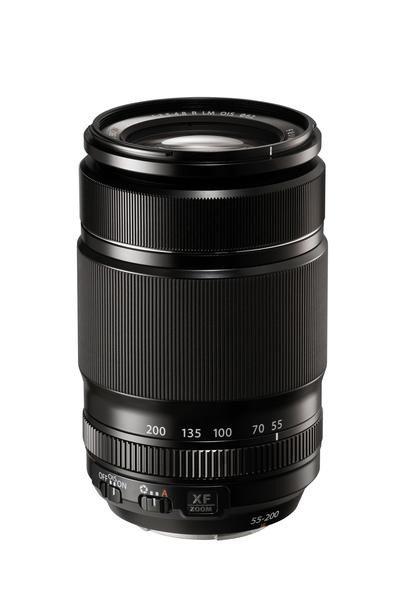 Fujifilm XF 55-200mm F3.5-4.8 R LM WR OIS Lens