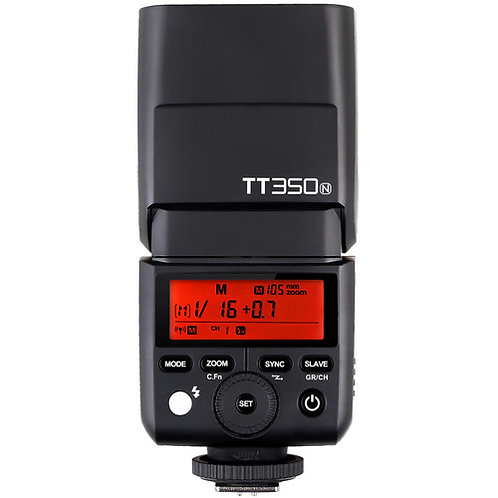 Godox TT350N Mini Thinklite TTL Flash for Nikon