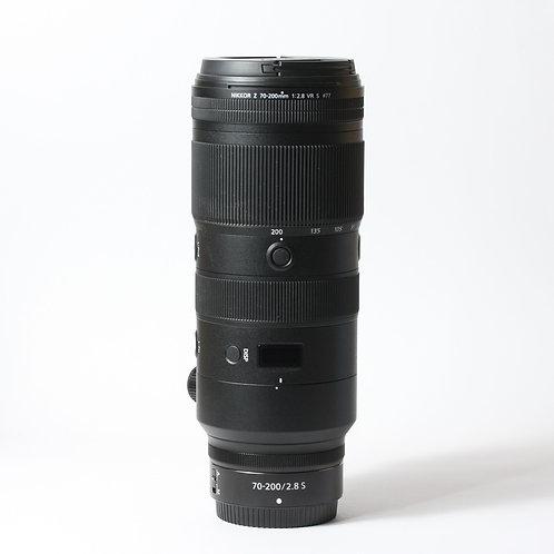 Nikon Z 70-200mm F2.8 VR S