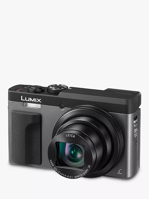 Panasonic Lumix TZ-95 camera - Silver