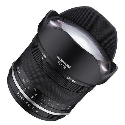 Samyang 14mm F2.8 MF Mk2 - Nikon Fit