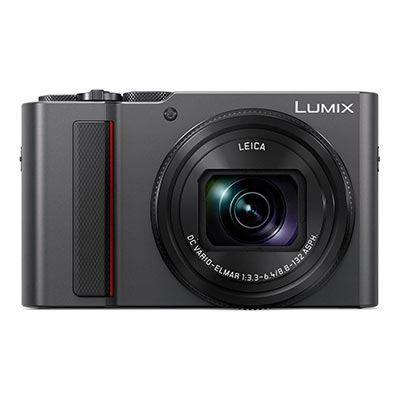 Panasonic Lumix TZ-200 camera - Silver