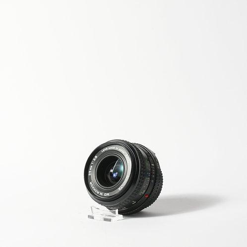 Minolta MD 35mm F2.8 Rokkor