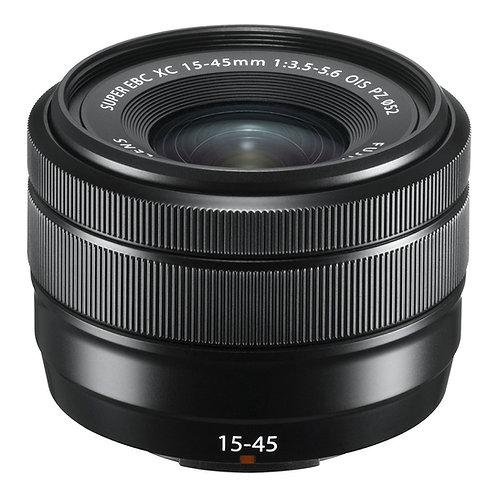 Fujifilm 15-45mm XC F3.5-5.6 OIS PZ Lens