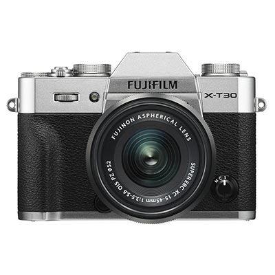 Fujifilm X-T30 & 15-45mm - Silver