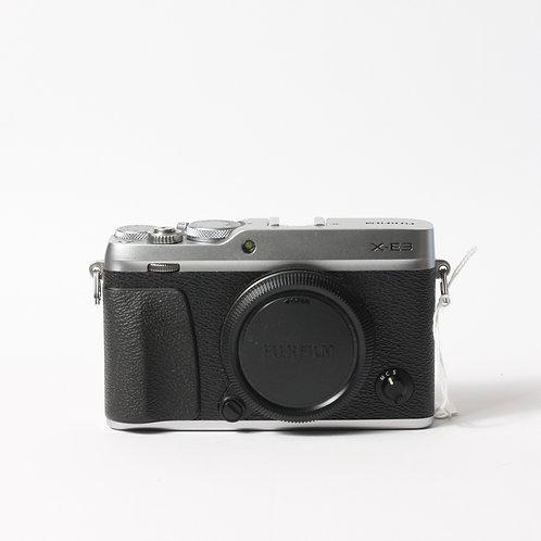 Fujifilm X-E3 Silver Body Only