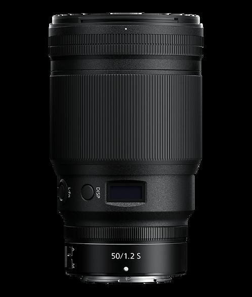 Nikon Z 50mm F1.2 S Lens