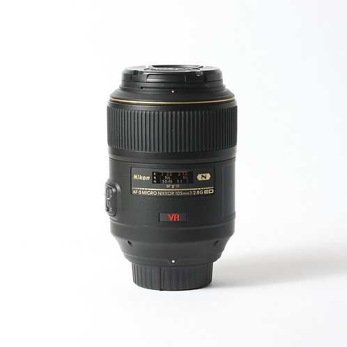 Nikon AF-S 105mm F2.8 VR Micro