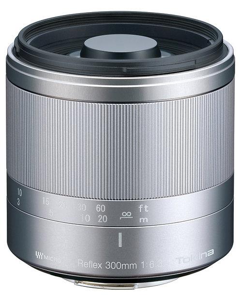 Tokina 300mm F6.3 Reflex MF Macro - Silver