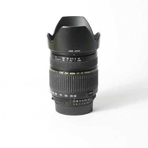 Tamron AF 28-300mm F3.5-5.6 XR Di
