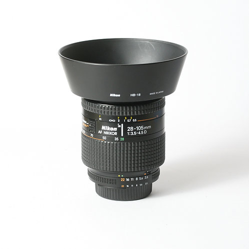 Nikon AF-D 28-105mm F3.5-4.5