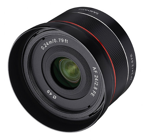 Samyang AF 24mm F2.8 - Sony FE Fit