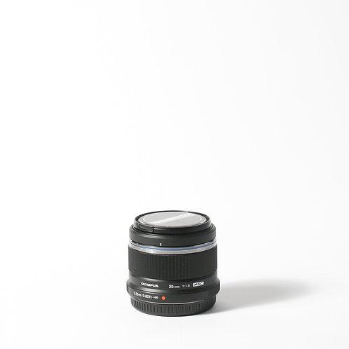 Olympus 25mm F1.8