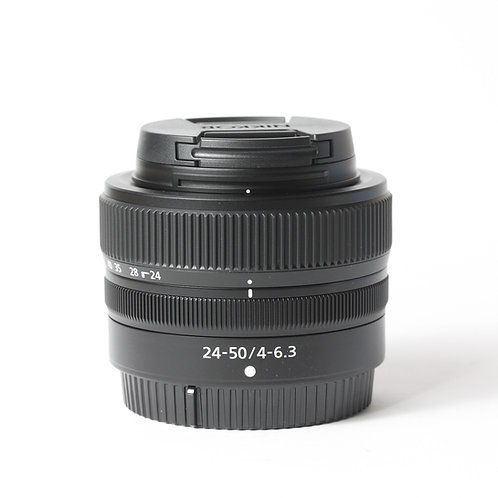 Nikon Z 24-50mm F4-6.3