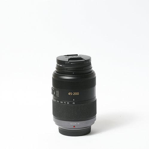 Panasonic 45-200mm F4-5.6 Mega O.I.S.