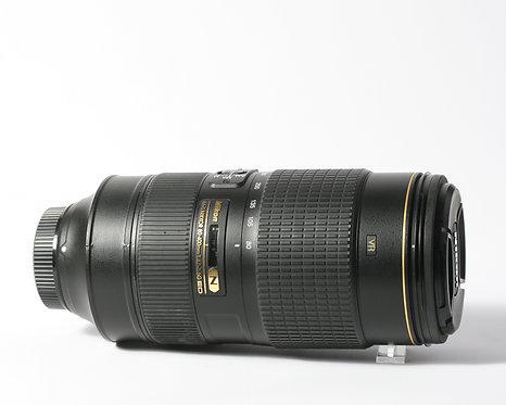 Nikon AF-S 80-400mm F4.5-5.6G ED VR