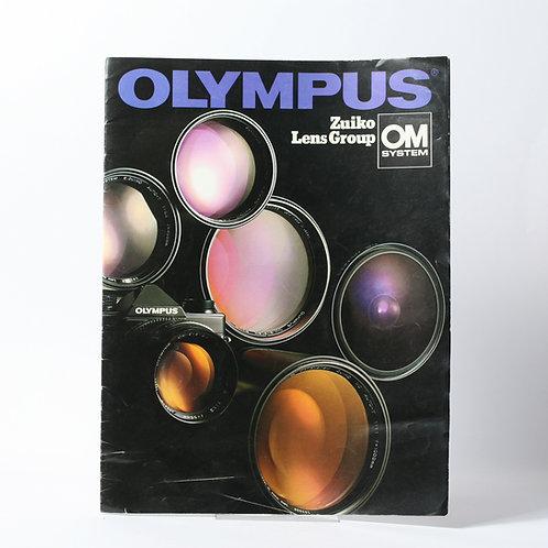 Olympus OM System Zuiko Lens Group Brochure