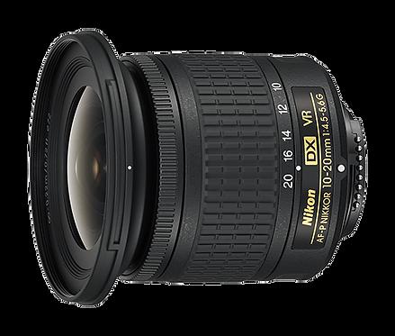 Nikon AF-P 10-20mm F4.5-5.6 DX VR