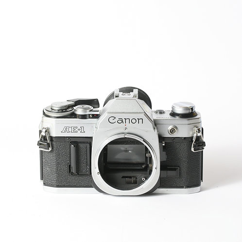 Canon AE-1 Body Only