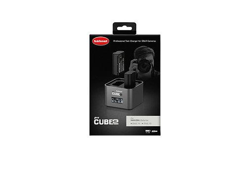 Hahnel ProCube2 - Nikon Twin Battery Charger (EN-EL14 & EN-EL15)