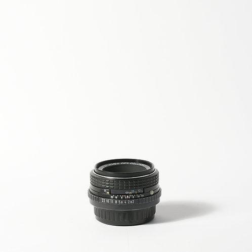 Pentax-M 50mm F2