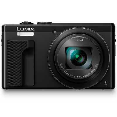 Panasonic Lumix TZ-80 camera - Black