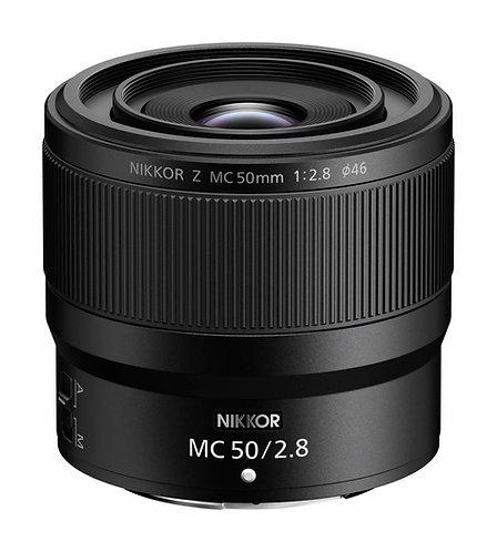 Nikon Z 50mm F2.8 MC