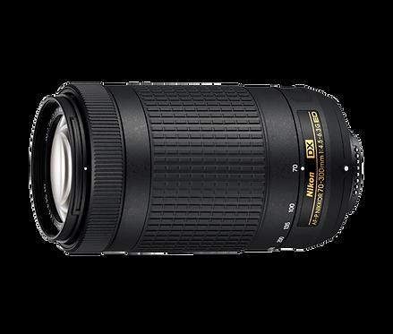 Nikon AF-P DX 70-300mm F4.5-6.3G