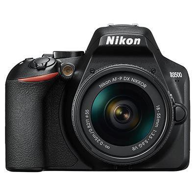 Nikon D3500 & 18-55mm VR lens