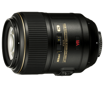 Nikon AF-S 105mm F2.8 Micro ED